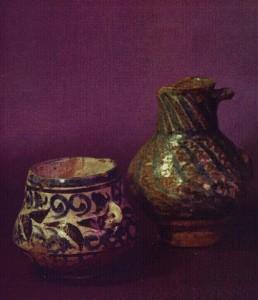 Поливные сосуды. Куль-Тобе. XVI - XVIII вв.