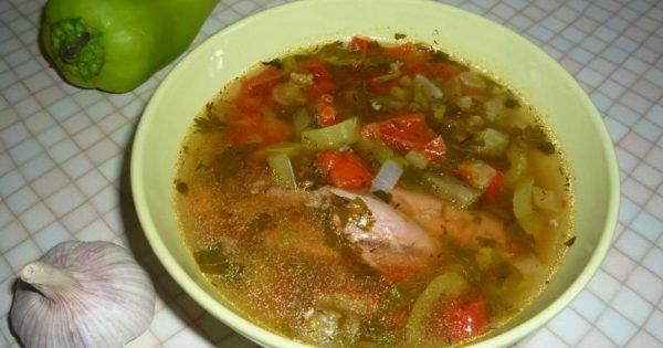 Картинки по запросу Гречневый суп с баклажанами