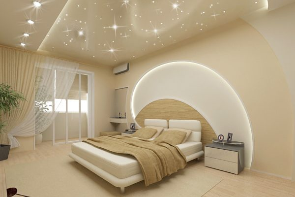 dizajn interera spalni v sovremennom stile