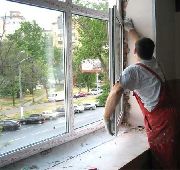 ustanovka okna