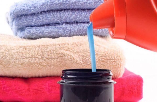 Homemade Liquid Laundry Detergents