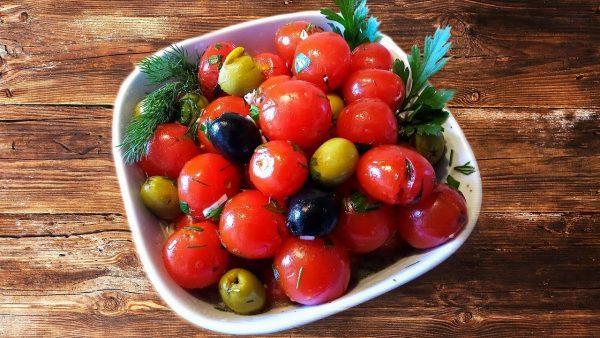 Картинки по запросу Заправка для салатов томат
