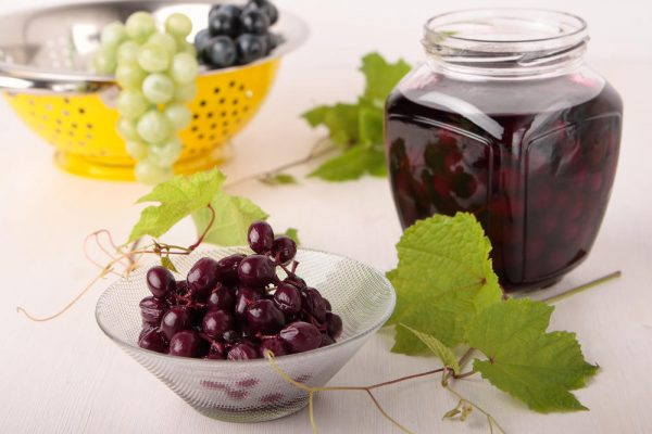 zagotovki iz vinograda na zimu chto neobychnogo mozhno sdelat 1