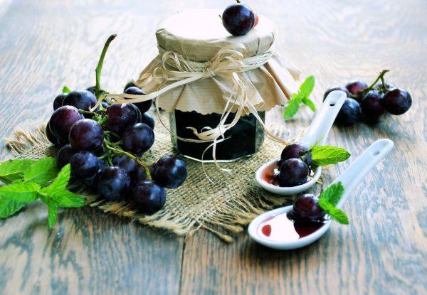 zagotovki iz vinograda na zimu chto neobychnogo mozhno sdelat 2