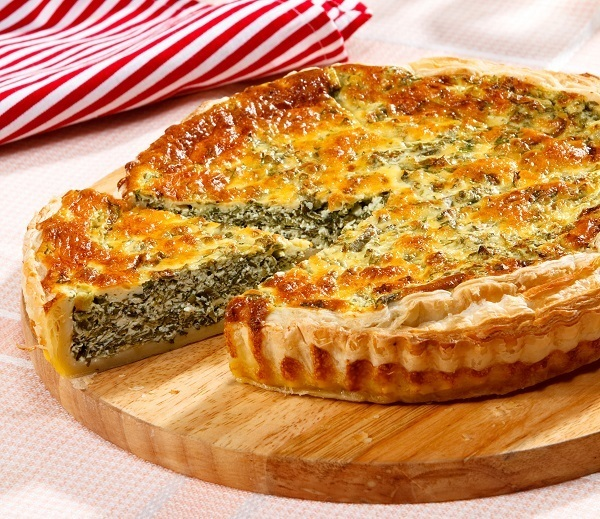 zelenaya vypechka 8 receptov pirogov i pirozhkov s zelenyu 2