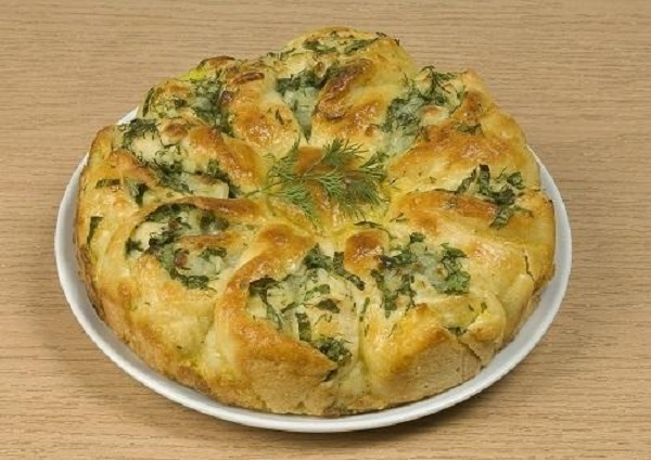 zelenaya vypechka 8 receptov pirogov i pirozhkov s zelenyu 8