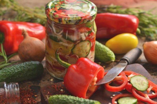 vitaminnyj salat samaya vkusnaya ovoshhnaya zagotovka 1