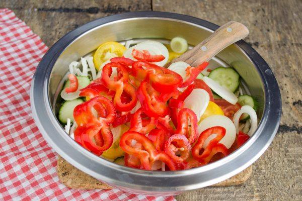 vitaminnyj salat samaya vkusnaya ovoshhnaya zagotovka 6