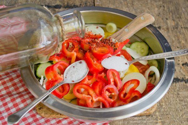 vitaminnyj salat samaya vkusnaya ovoshhnaya zagotovka 7