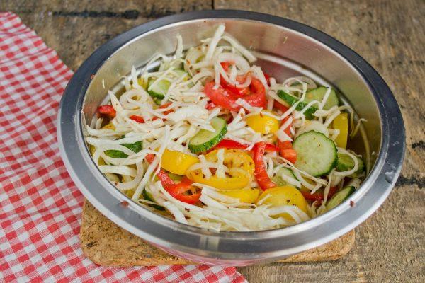 vitaminnyj salat samaya vkusnaya ovoshhnaya zagotovka 8
