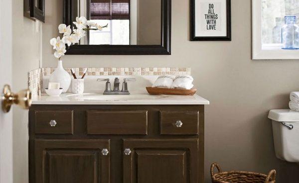Простые и эффективные способы сделать ванную комнату просторнее