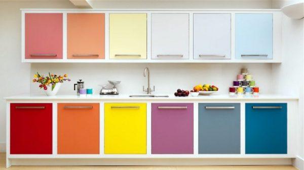 Особенности материалов из которых изготавливают кухонные фасады
