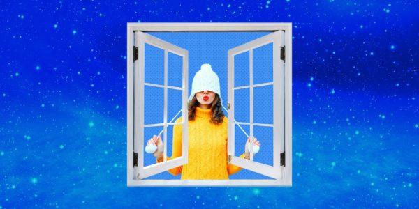 Как перевести пластиковые окна в зимний режим? Лайфхак, как утеплить квартиру