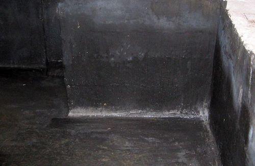 Важность гидроизоляции подвального помещения битумной мастикой