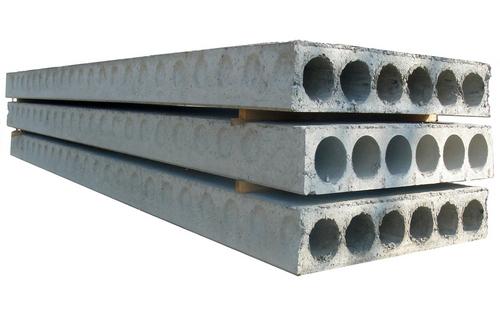 Особенности монолитных железобетонных плит перекрытия