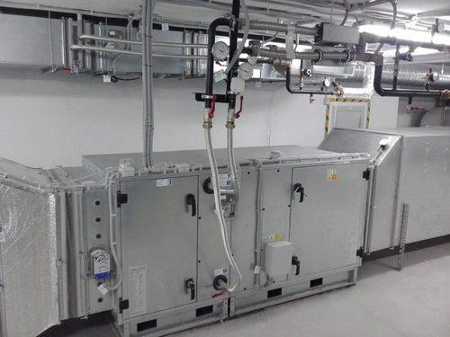 Особенности системы автоматики для вентиляции