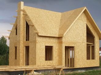 Основные преимущества строительства домов из сип-панелей