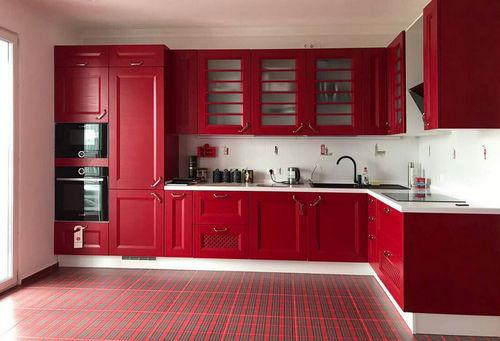 Важные свойства и особенности угловой кухни