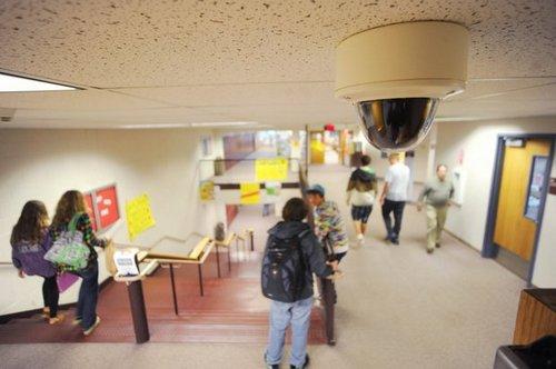 Важность применения системы видеонаблюдения для школы