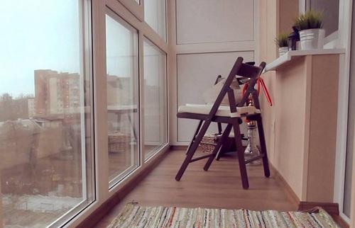 Полезные советы по обустройству остекления балкона или лоджии
